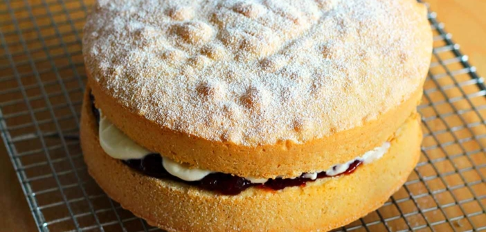 Can You Freeze Cake With Jam Filling